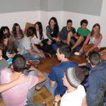 Spotkanie z młodzieżą...